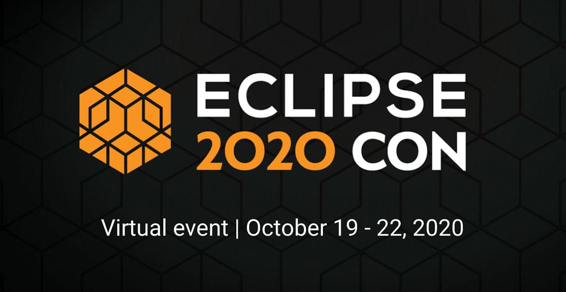 EclipseCon 2020 | Oct 19-22, 2020