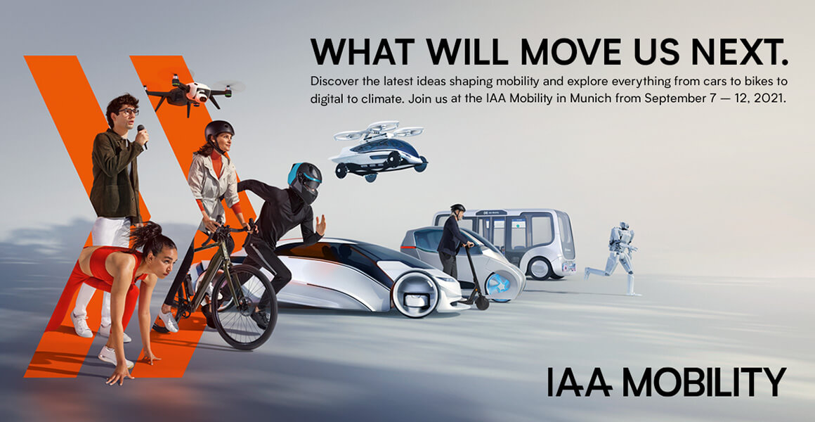 IAA MOBILITY - WHAT WILL MOVE US NEXT