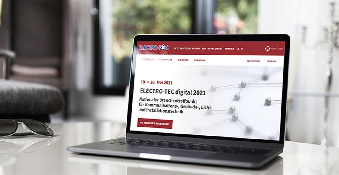 ELECTRO-TEC digital 2021